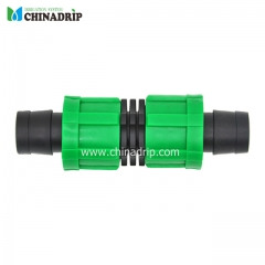 drip tape lock nut coupling